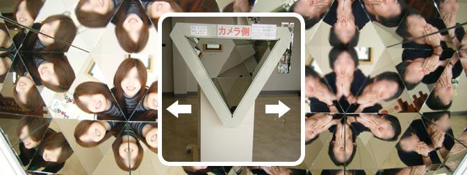 デートぴあっと東海 - 三河工芸ガラス美術館 巨大万華鏡 デート ...