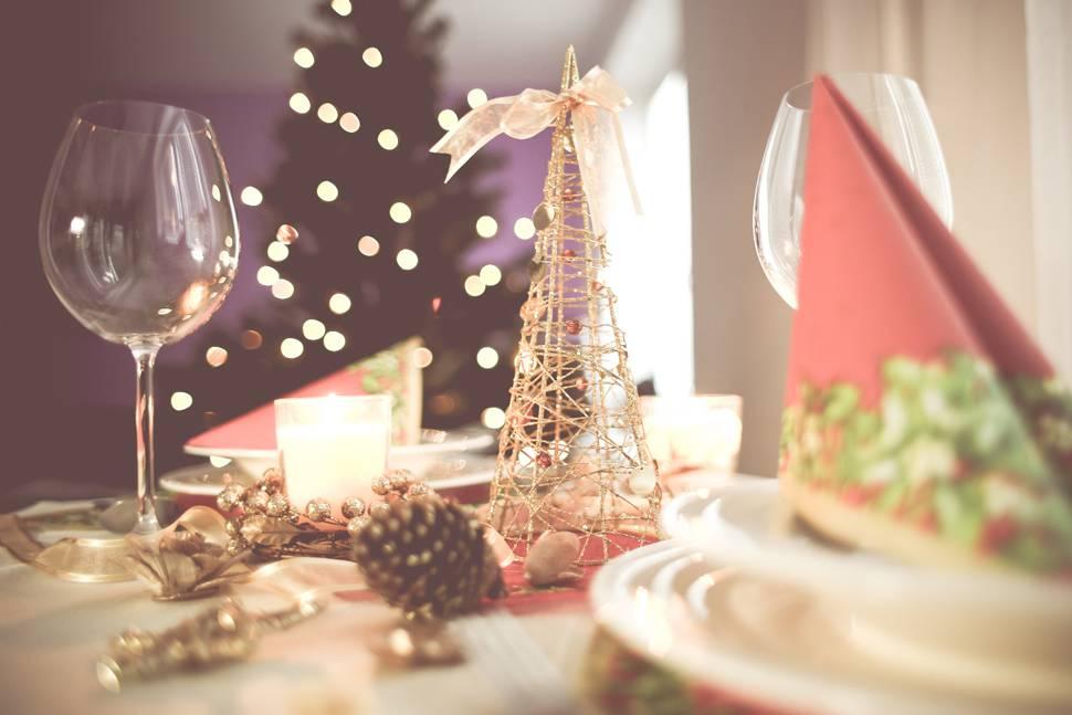 クリスマスパーティーのお洒落で綺麗な写真 | 商用フリーの無料画像素材