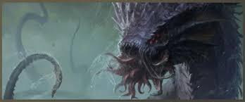海淵の凶魔リヴァイアサン - ブラホラ神々の遊び場