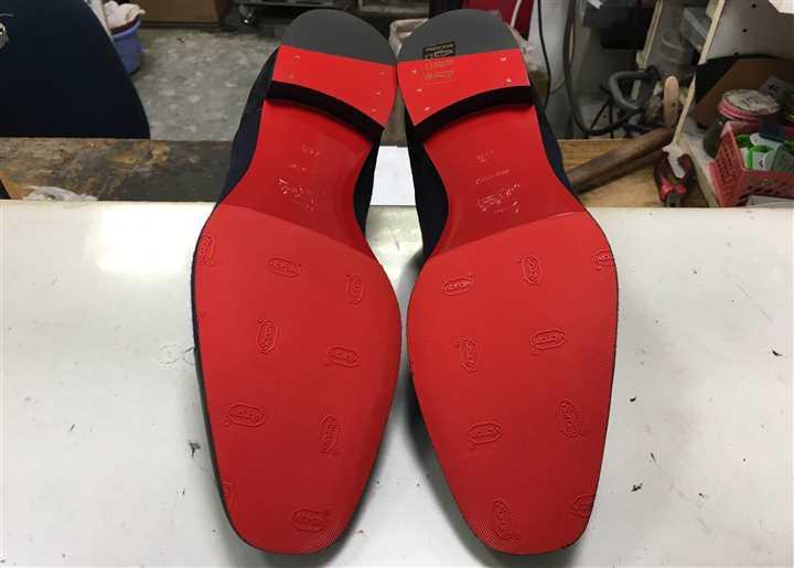 大阪でクリスチャン・ルブタンのスニーカー修理なら「靴修理なかじま ...
