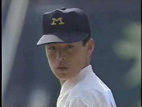 大会No.1投手(1991年選抜) 上田佳範(松商学園) – 世界一の甲子園ブログ